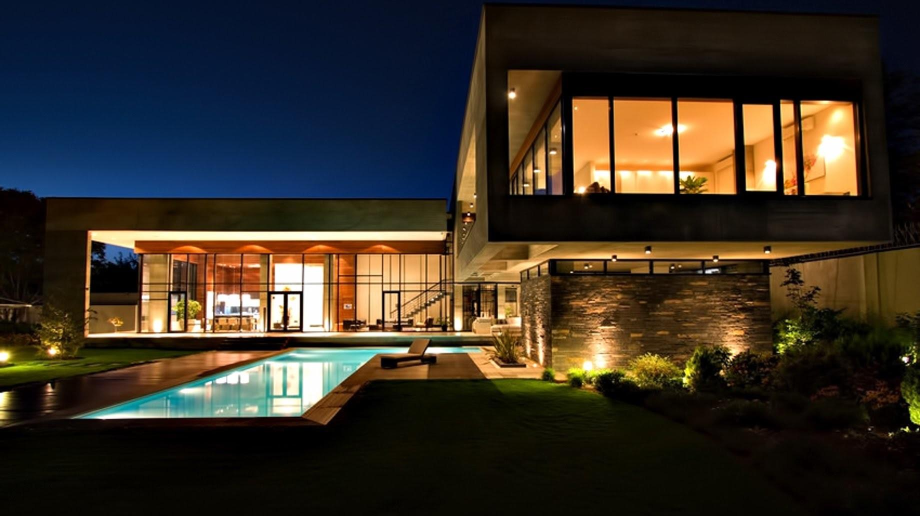 Impressive Contemporary Ultra Modern Luxury Villa