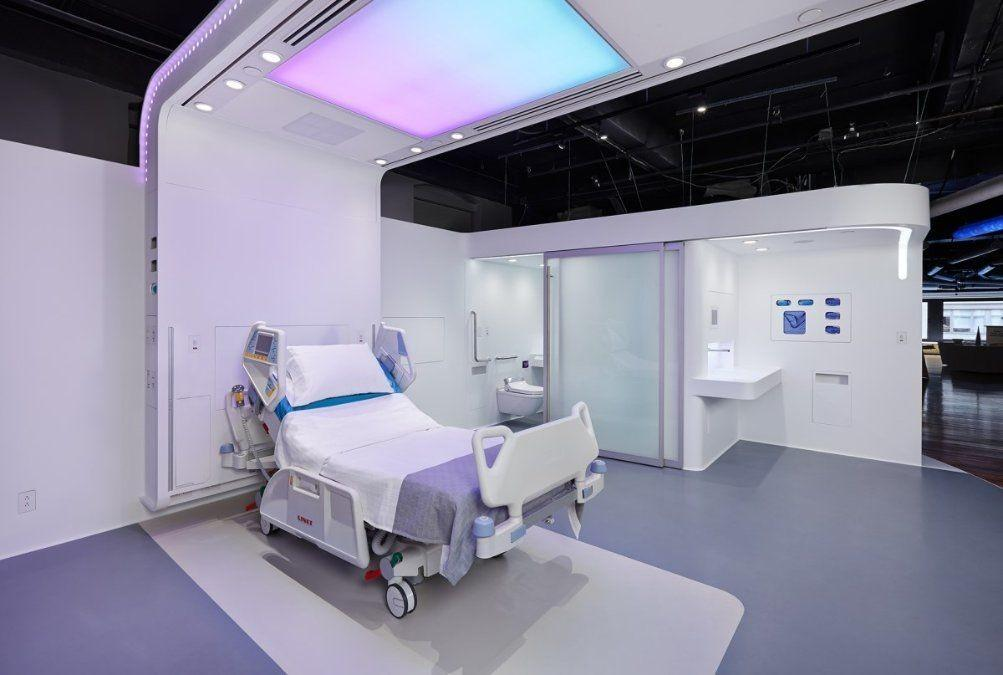 Impressive Examples Medical Facility Architecture