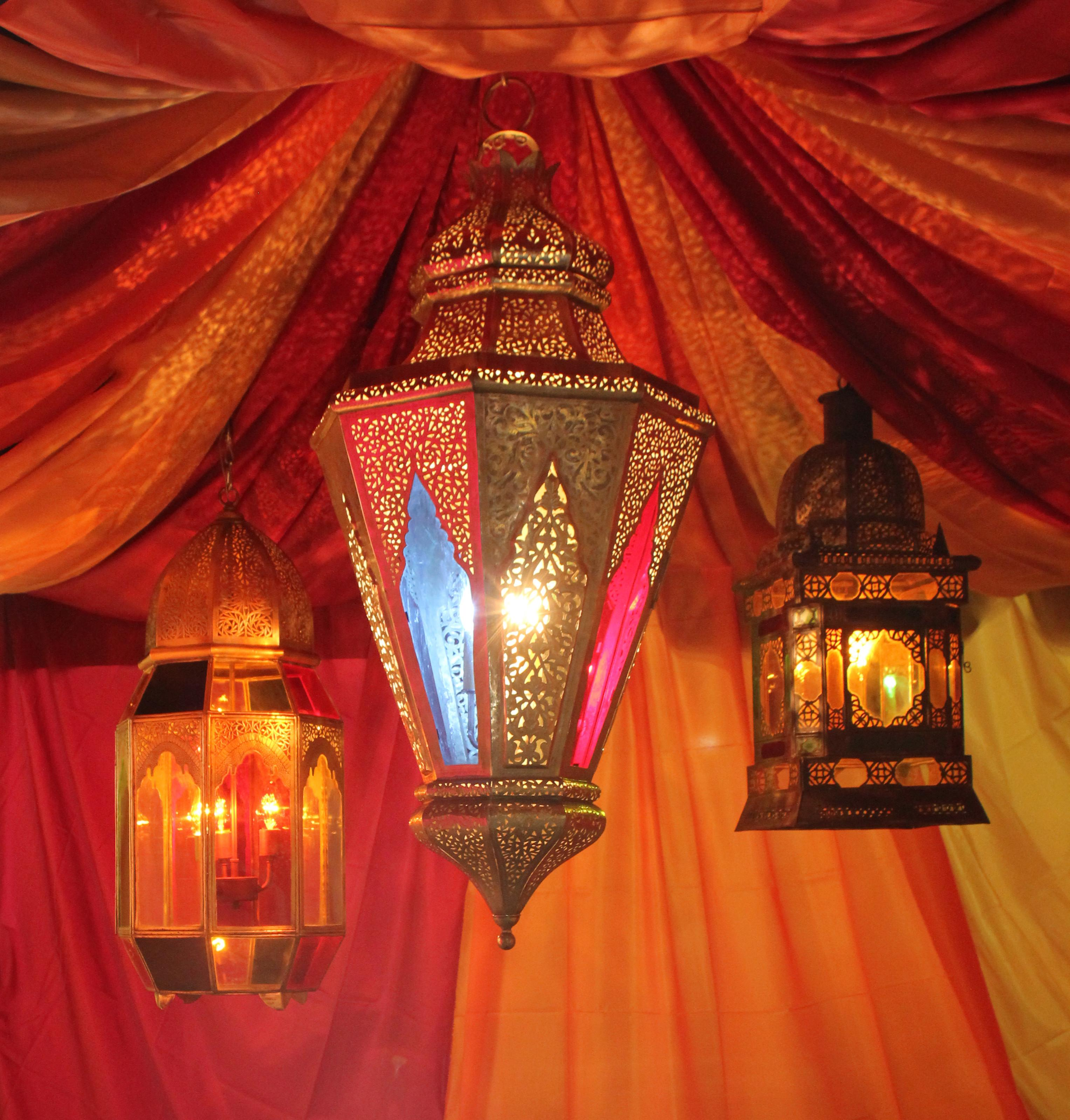 Improve Your Home Decor Moroccan Lamps Ideas Homes