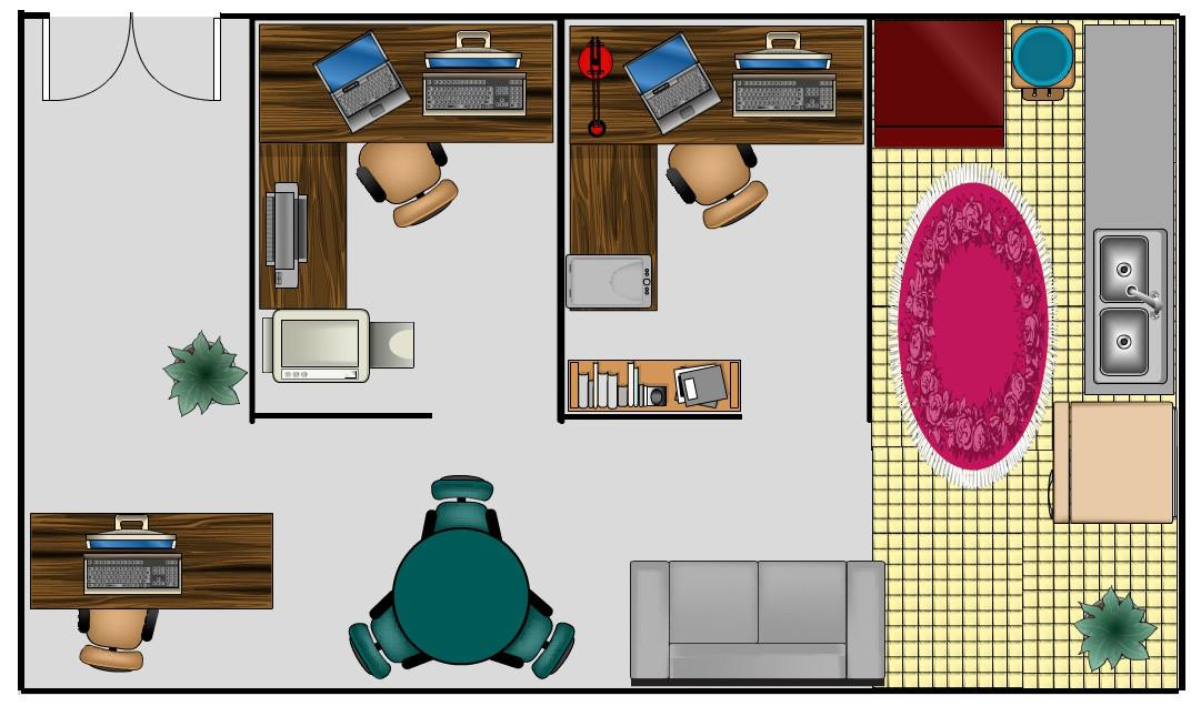 Improving Workflow Through Feng Shui Office Layout