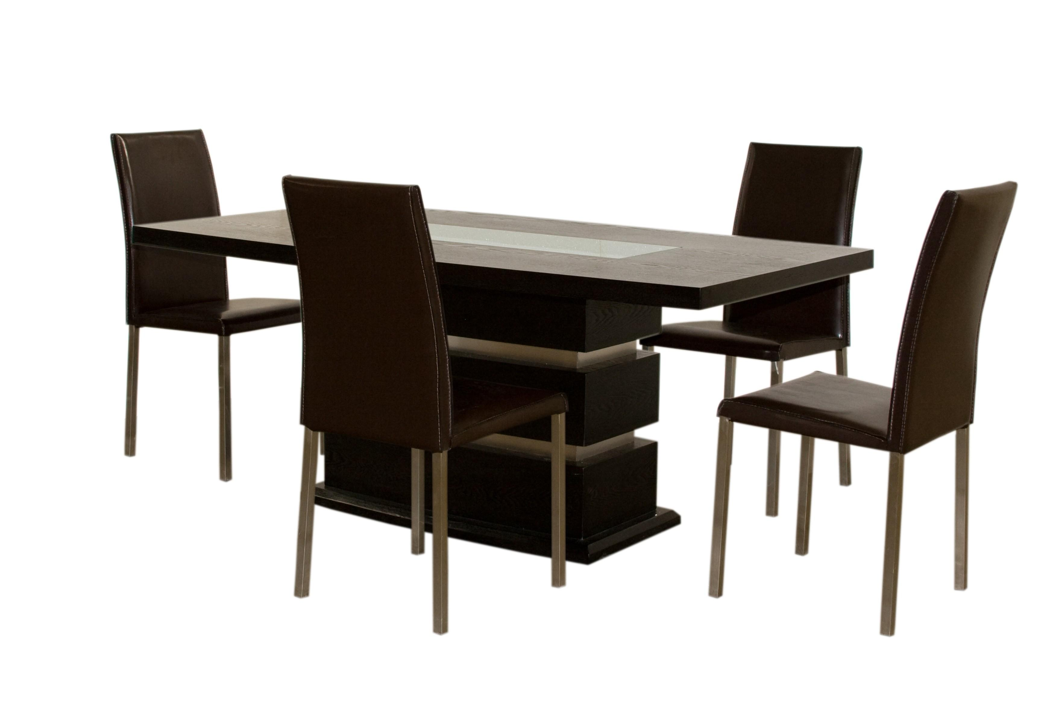 Inch Rectangle Dining Table Chairs Sets