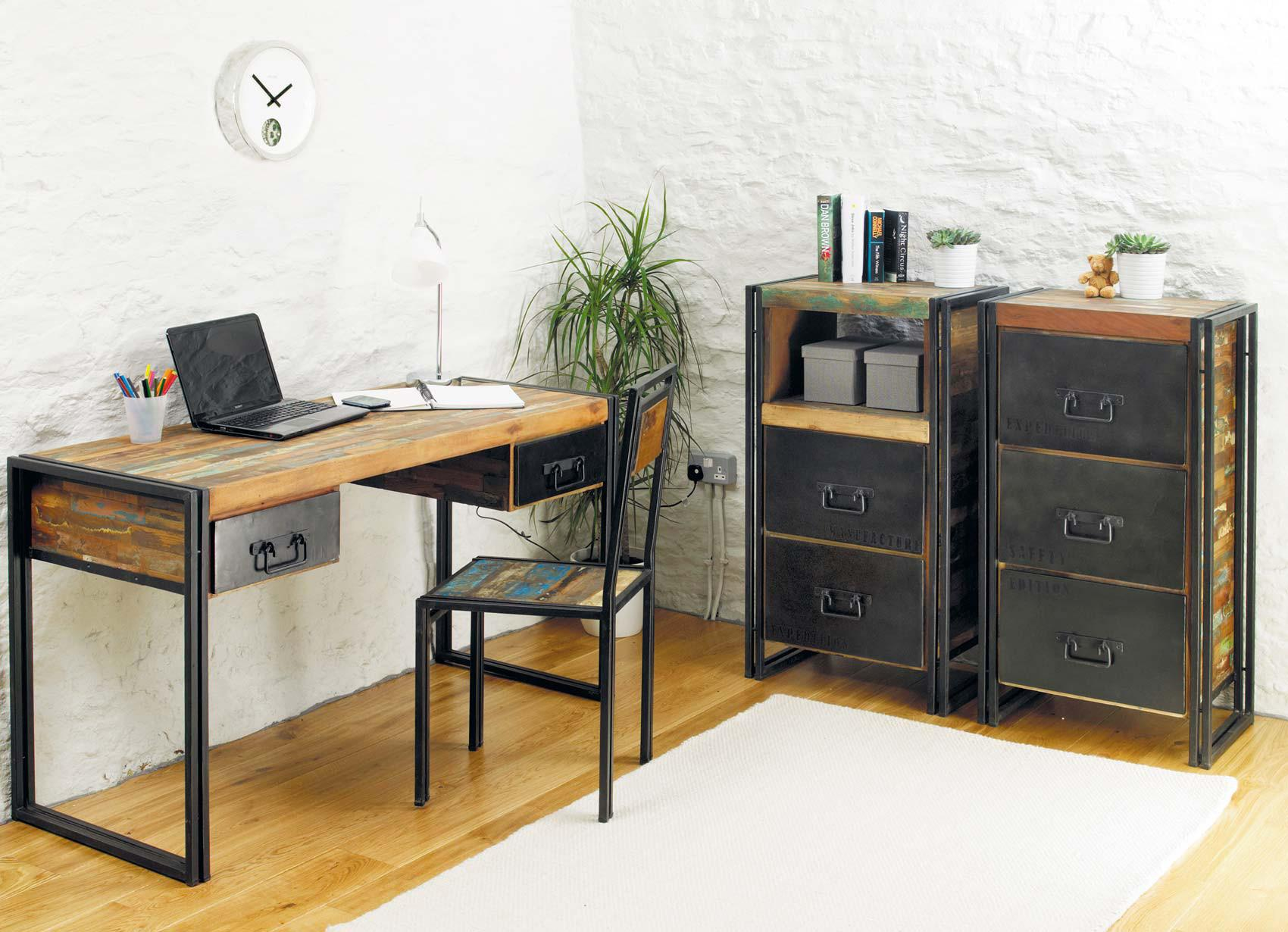 Incorporate Industrial Furniture Your New Home
