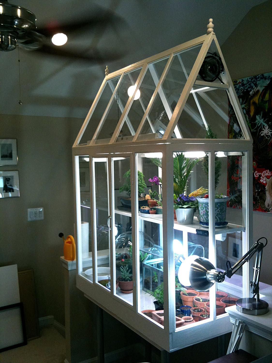 Incredible Custom Indoor Greenhouse One Kind