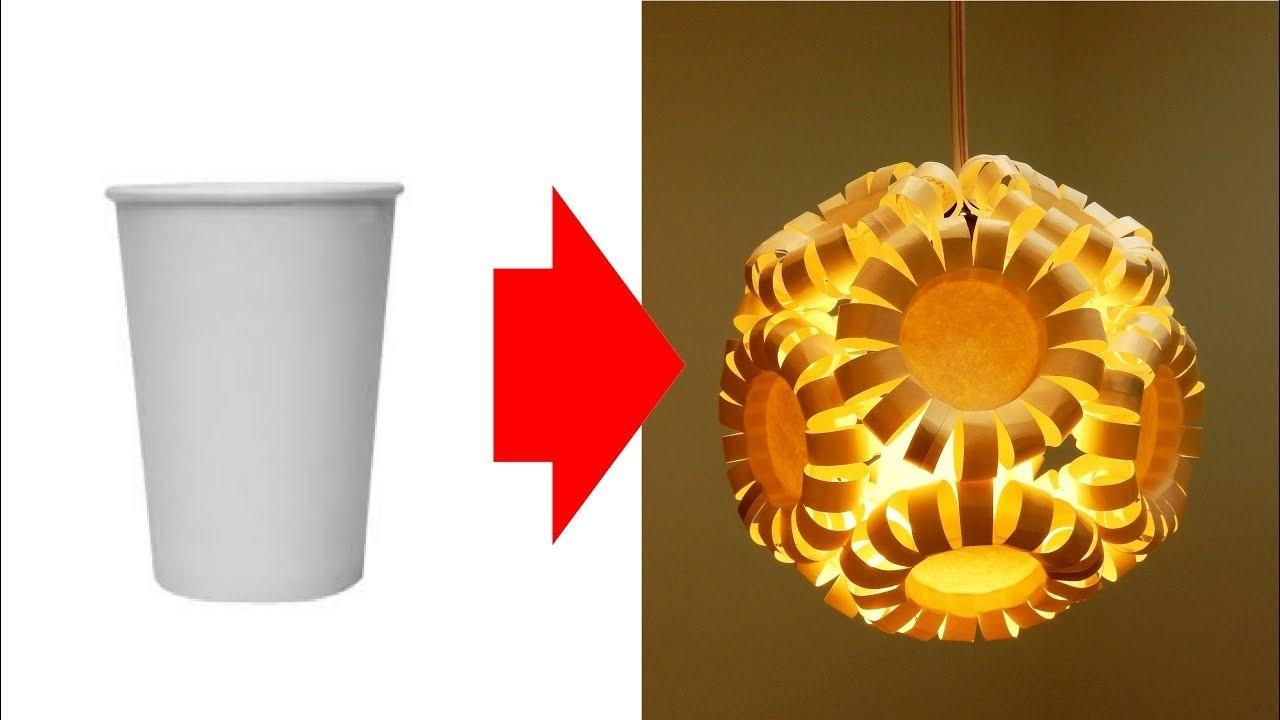 Incredible Diy Lamps Can Make Recycling