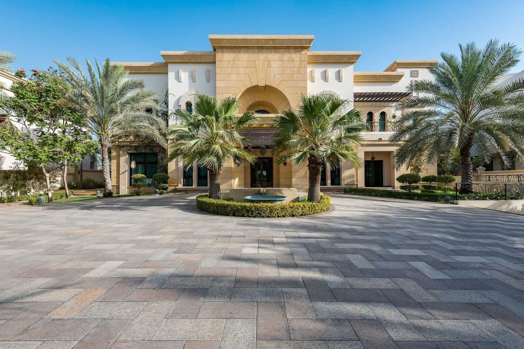 Incredible Emirates Hills Villa Could Yours