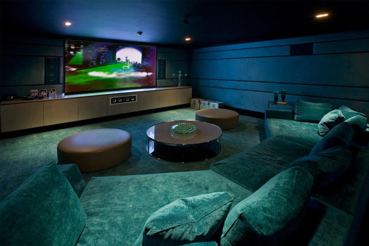 Incredible Home Theater Designs Won Believe
