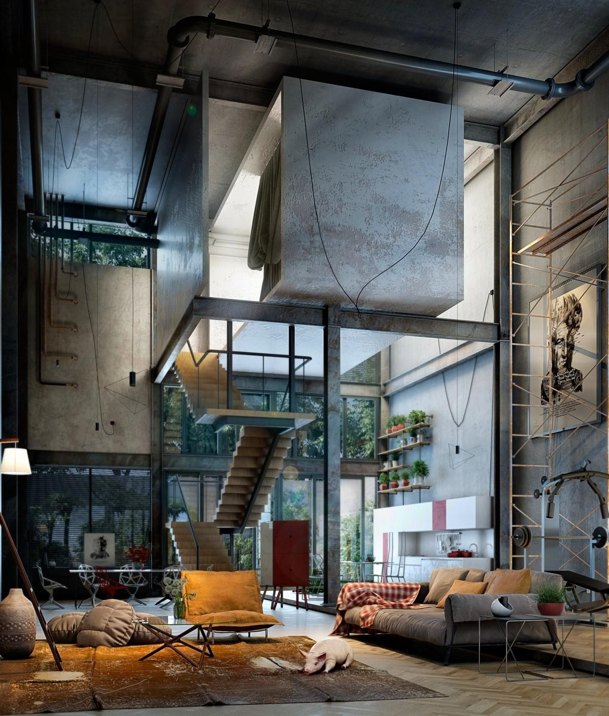 Incredible Lofts Push Boundaries