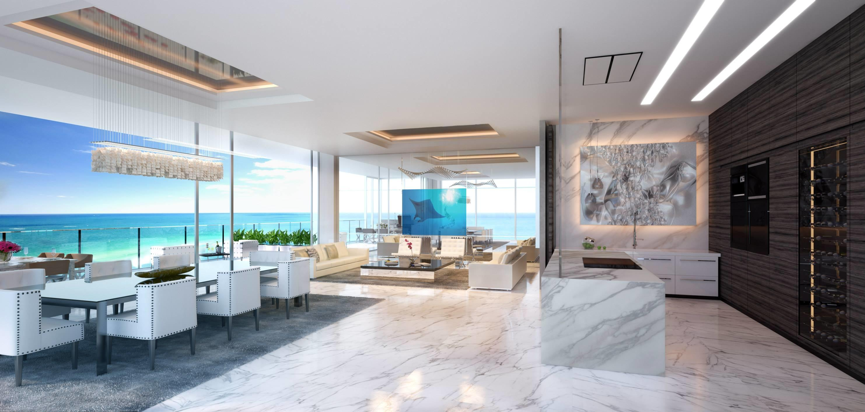 Incredible Miami Penthouses Under 21m Curbed