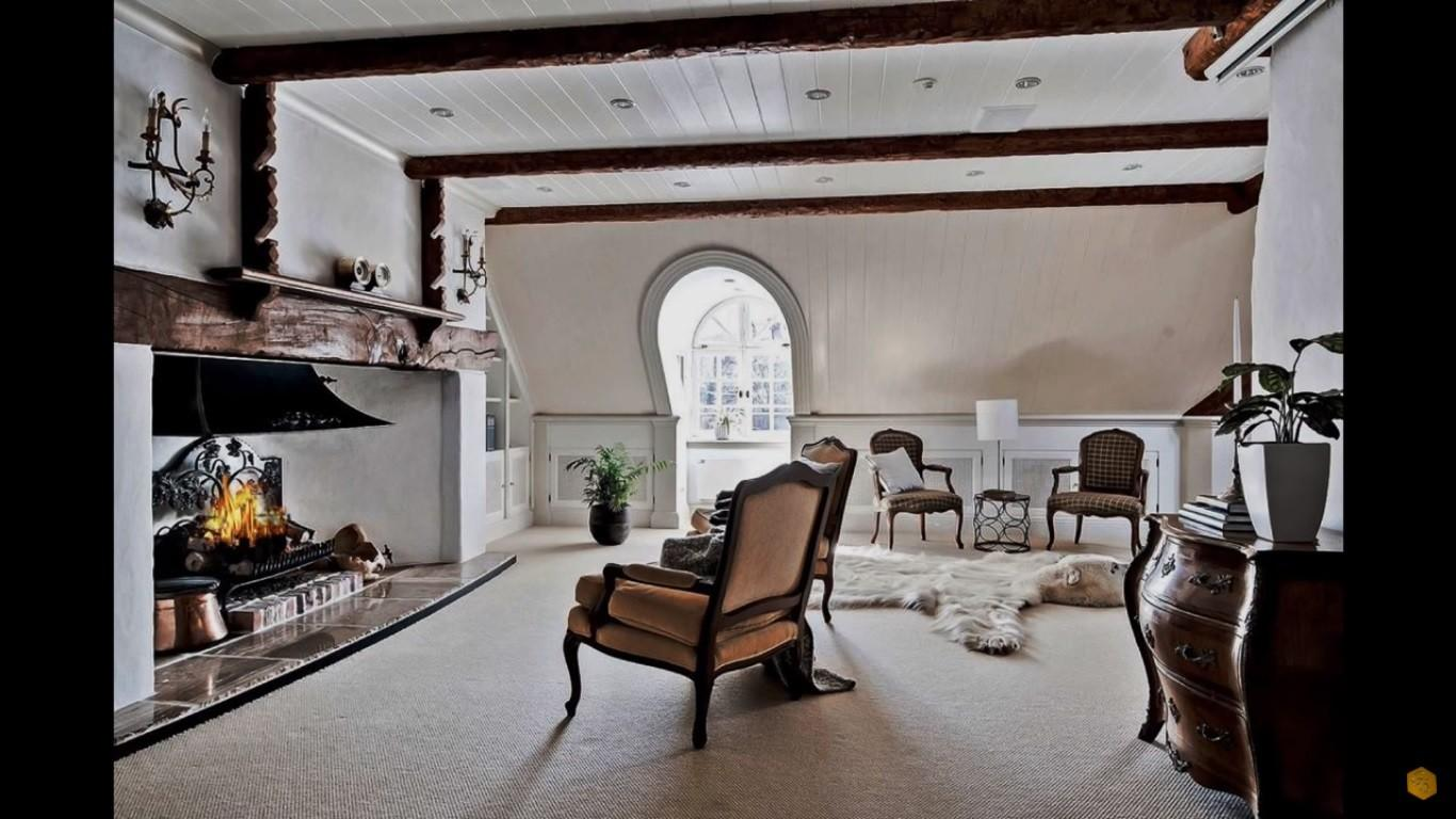 Incredible One Kind Vintage Penthouse Design House