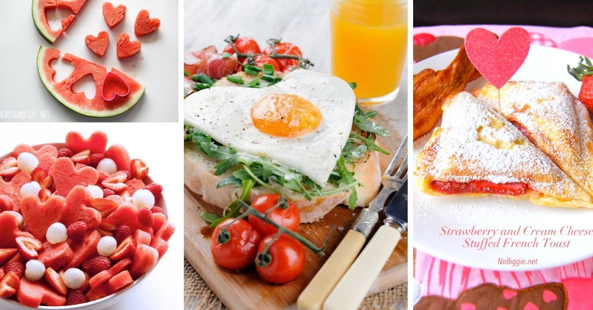 Incredible Valentine Day Breakfast Ideas Introducing