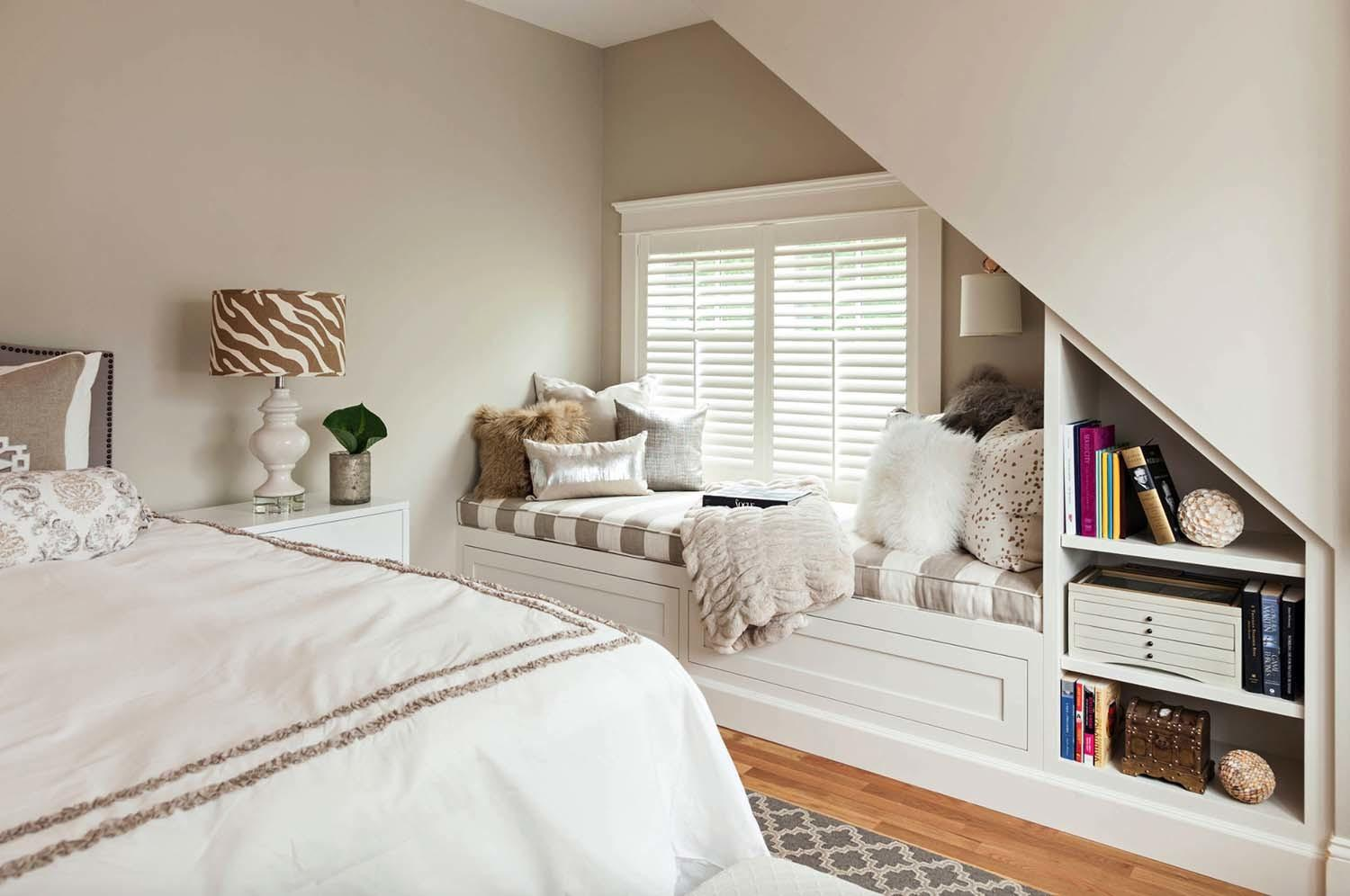 Incredibly Cozy Built Reading Nooks Designed