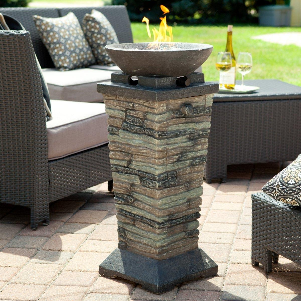 Indoor Fire Pit Reality Nowadays Design
