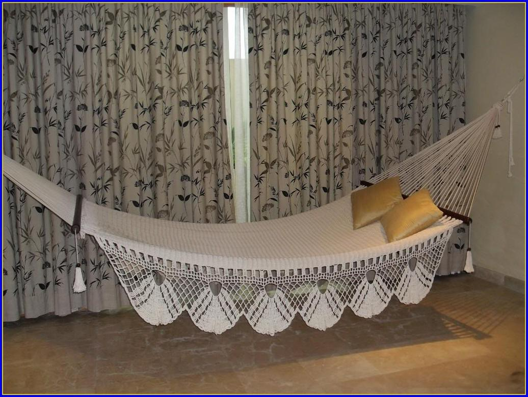 Indoor Hammock Bed Stand Best Home