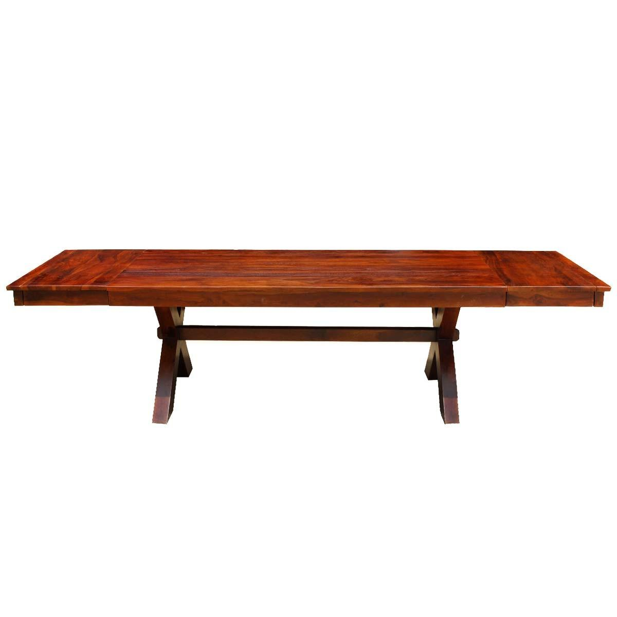 Indoor Picnic Style Dining Table Best Tables