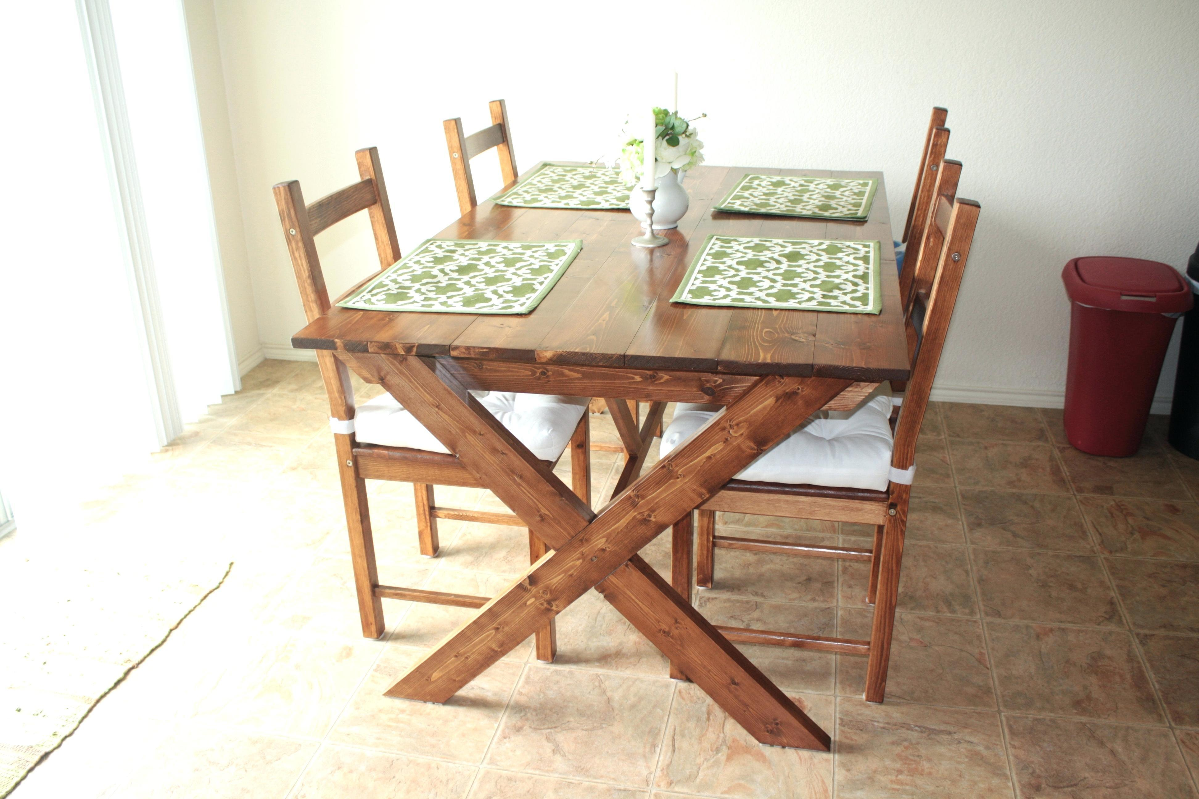 Indoor Picnic Table Collections Design Ideas
