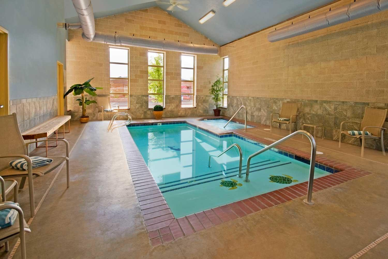 Indoor Pool House Designs Home Interior