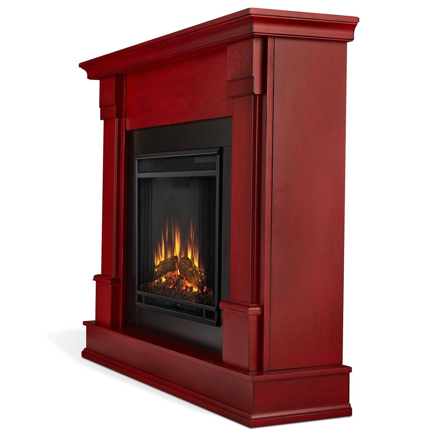 Indoor Ventless Fireplace Portable Modern