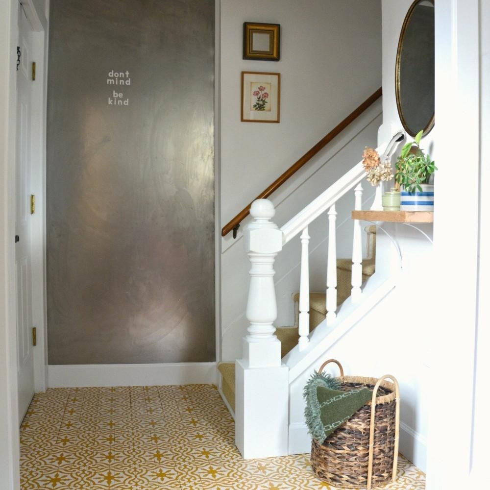 Indulging Mirror Small Entryway Ideas Then