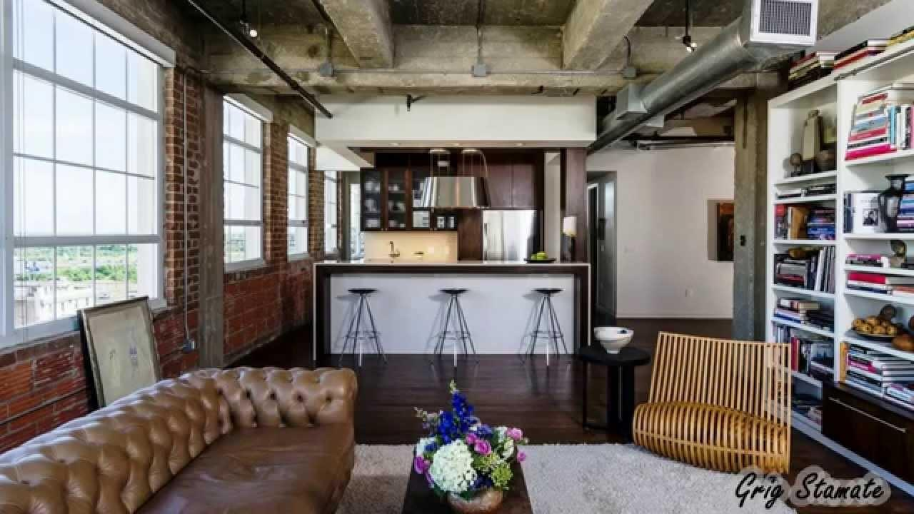 Industrial Chic Cool Home Design Ideas