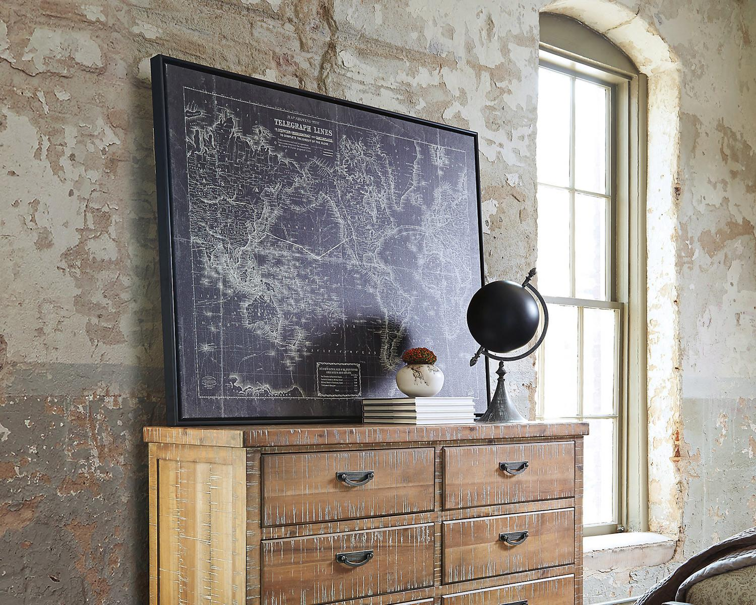 Industrial Chic Office Design Ashley Furniture Homestore