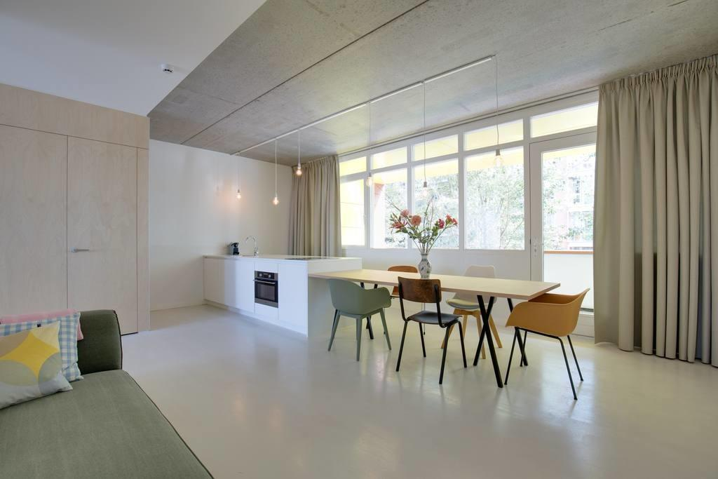 Industrial Minimal Palace Apartments Rent