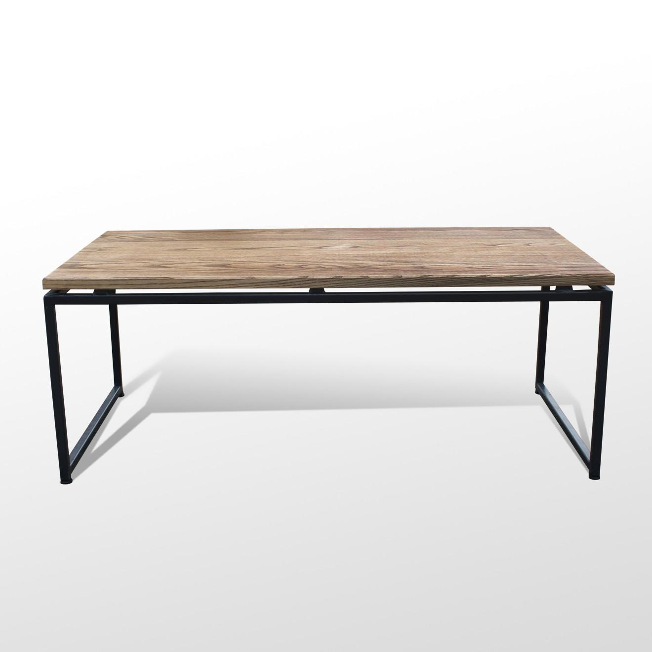 Industrial Modern Coffee Table Streets