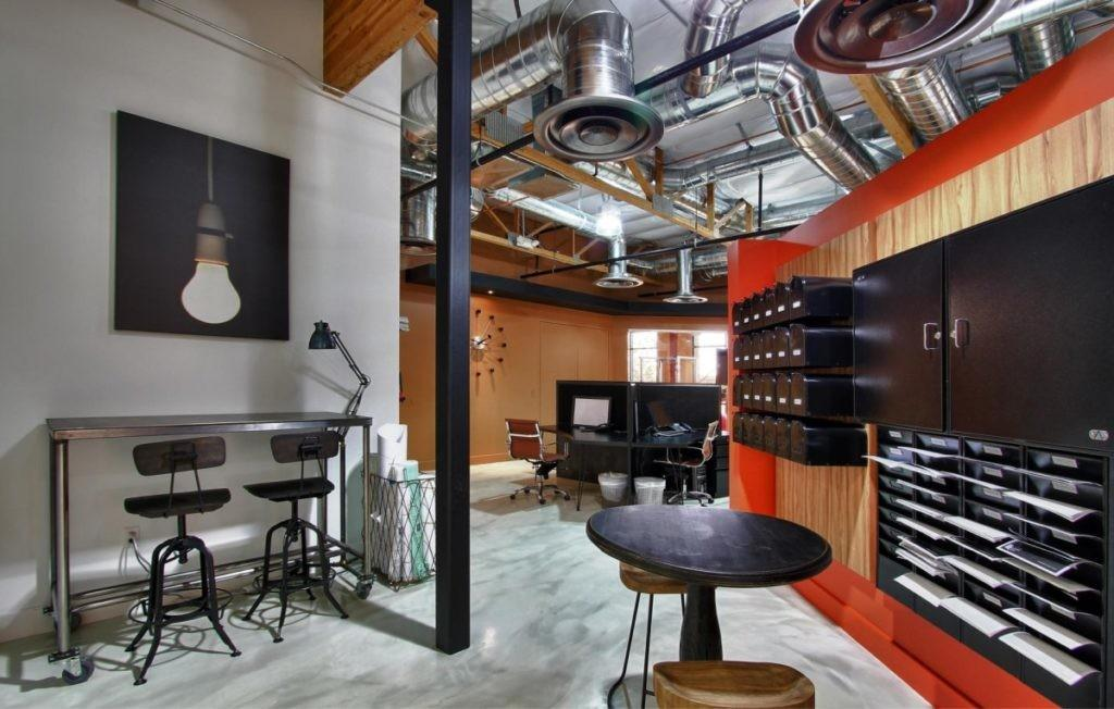 Industrial Office Design Ideas All