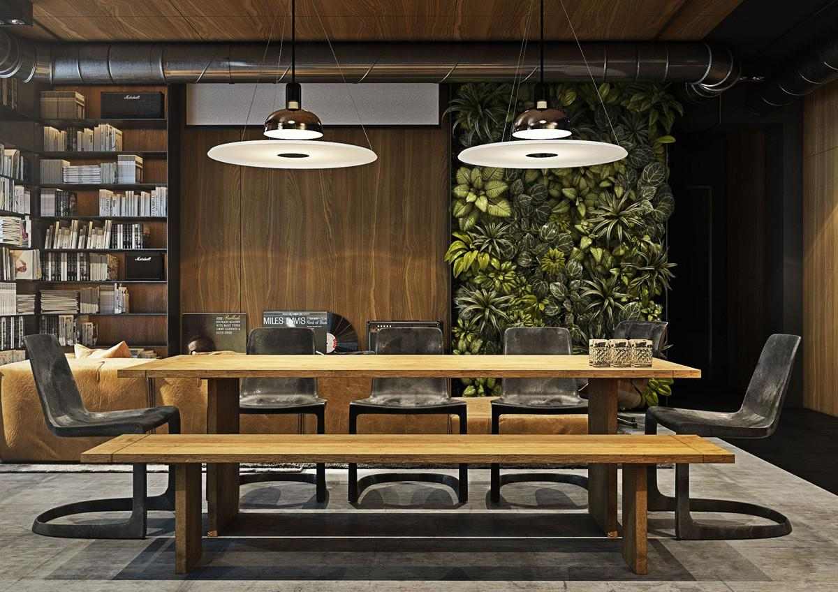 Industrial Style Dining Room Design Essential Guide