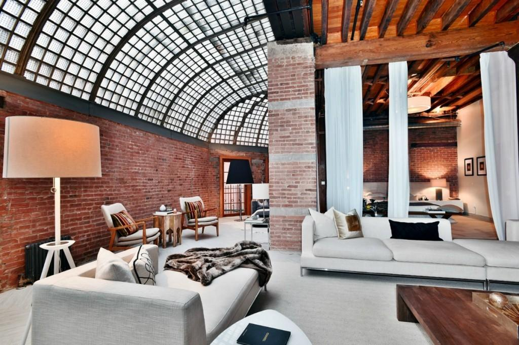 Industrial Tribeca Loft Both Cavernous Airy