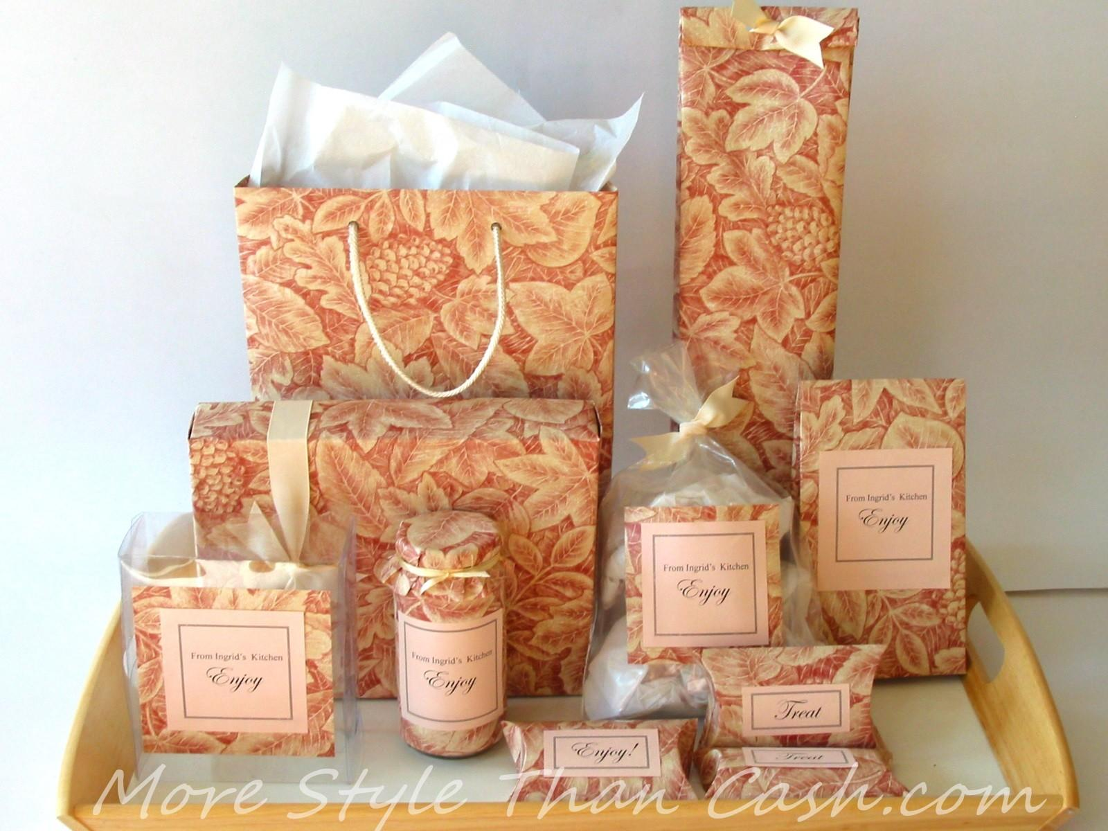 Inexpensive Easy Gift Wrapping Ideas Have