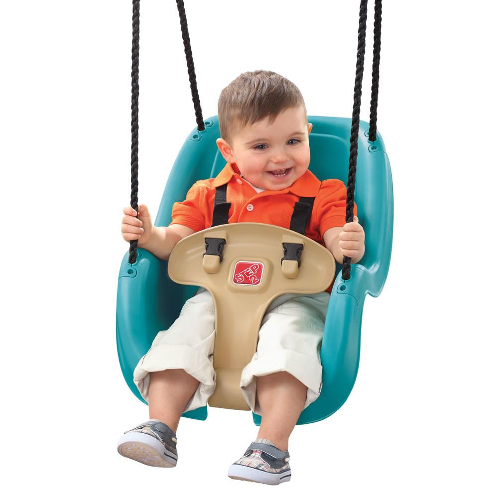 Infant Toddler Swing Outdoor Play Step2