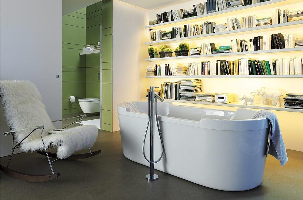 Ingenious Bathrooms Embrace Your Love Books