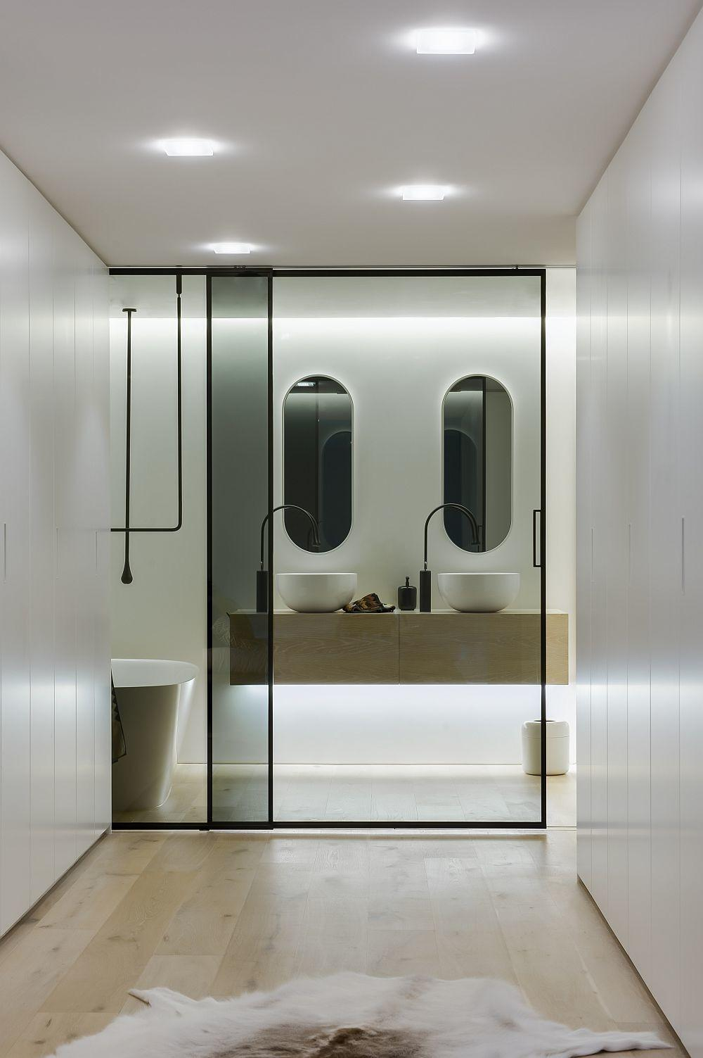Ingenious Modern Bathroom Minosa Style Refreshingly