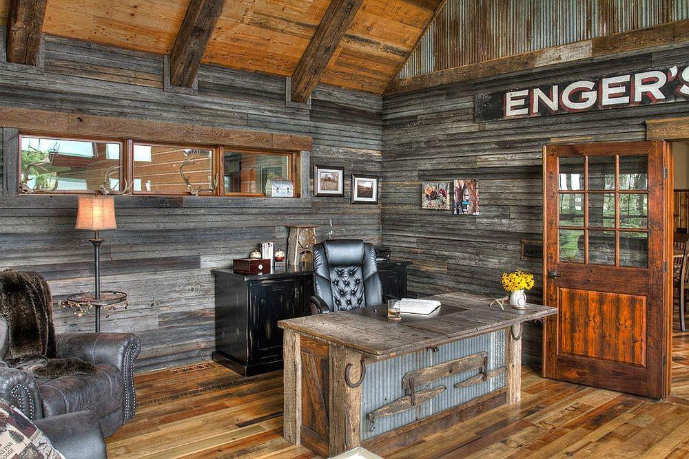 Ingenious Ways Bring Reclaimed Wood Into Your