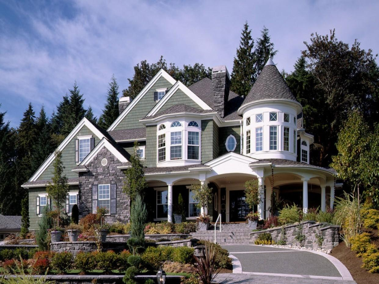 Ingenious Ways Can New Victorian Home Plans