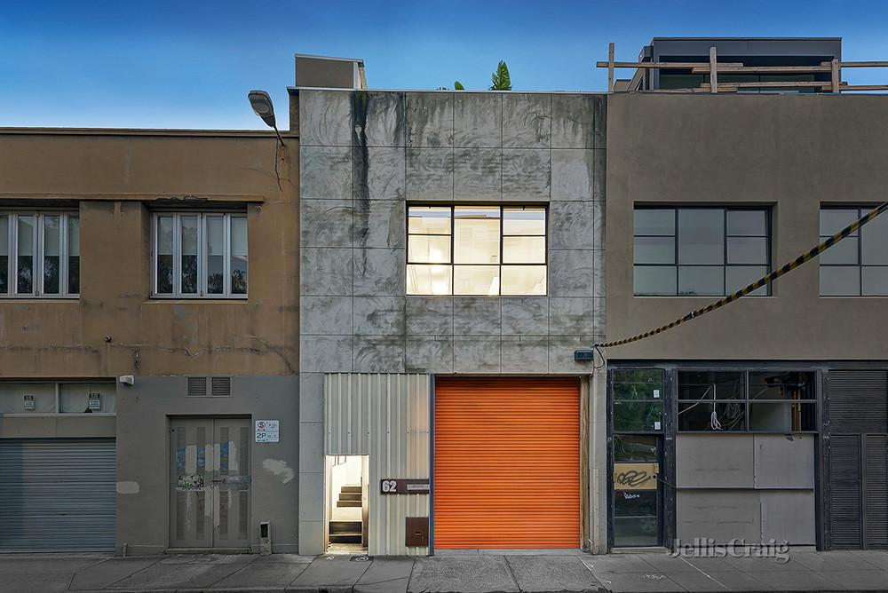 Inner City Warehouse Conversion 9homes