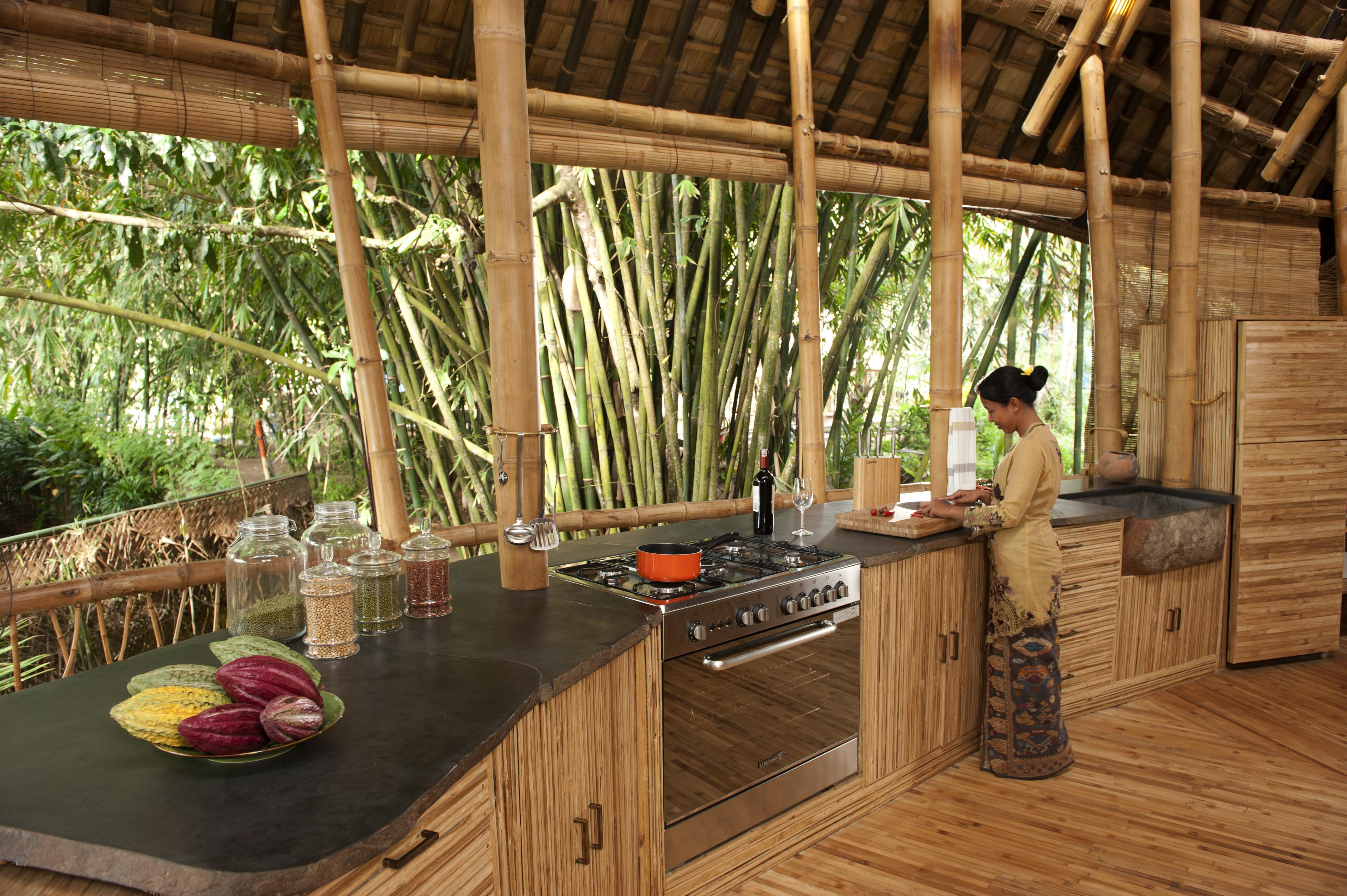 Innovative Eco Friendly Architecture Collective Ibuku