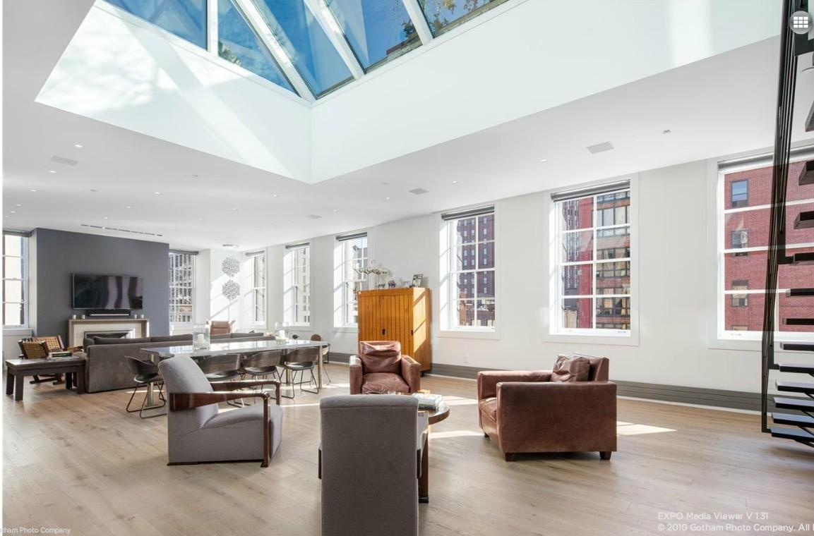 Insane Skylights Million Tribeca Penthouse
