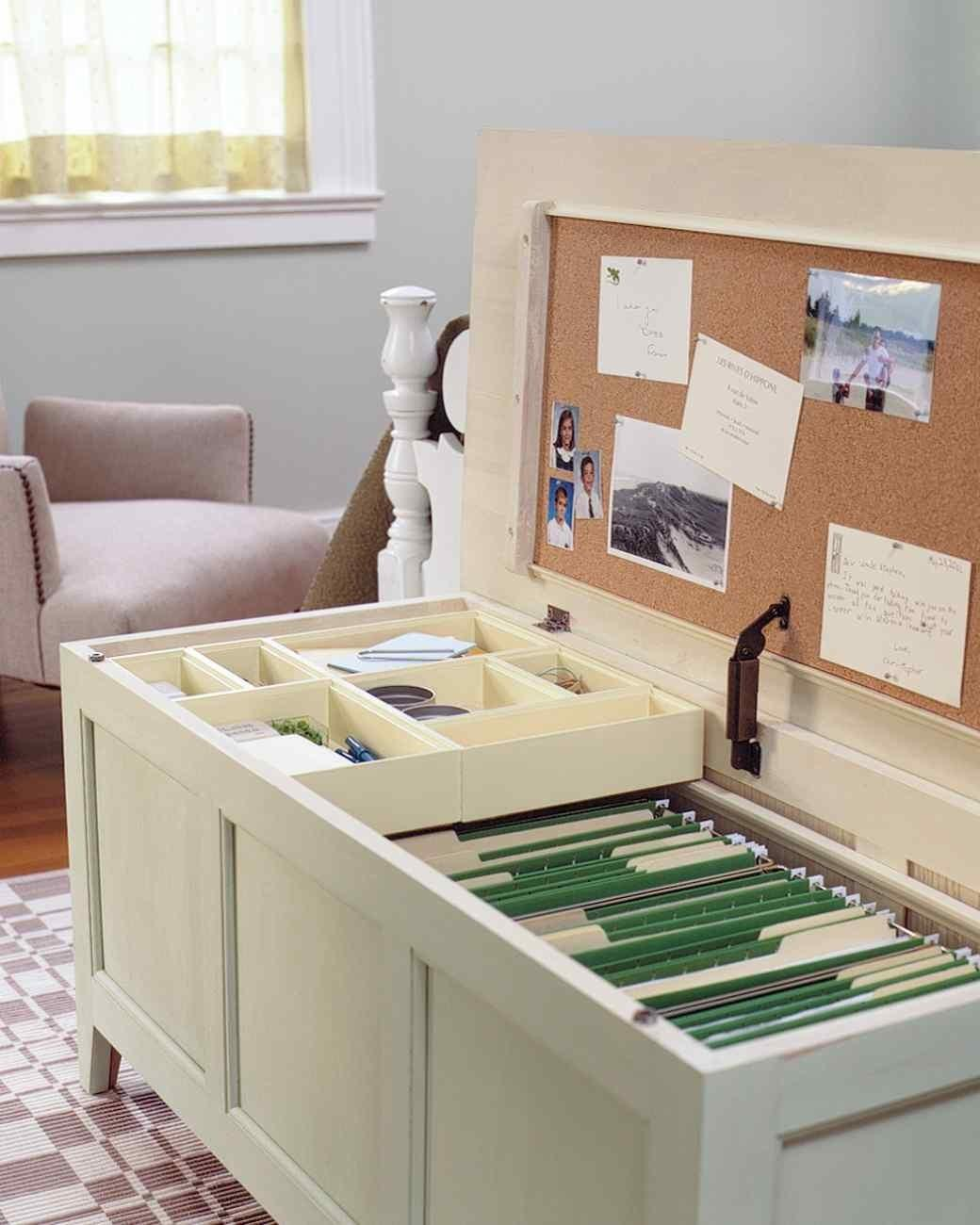 Insanely Awesome Home Office Organization Ideas