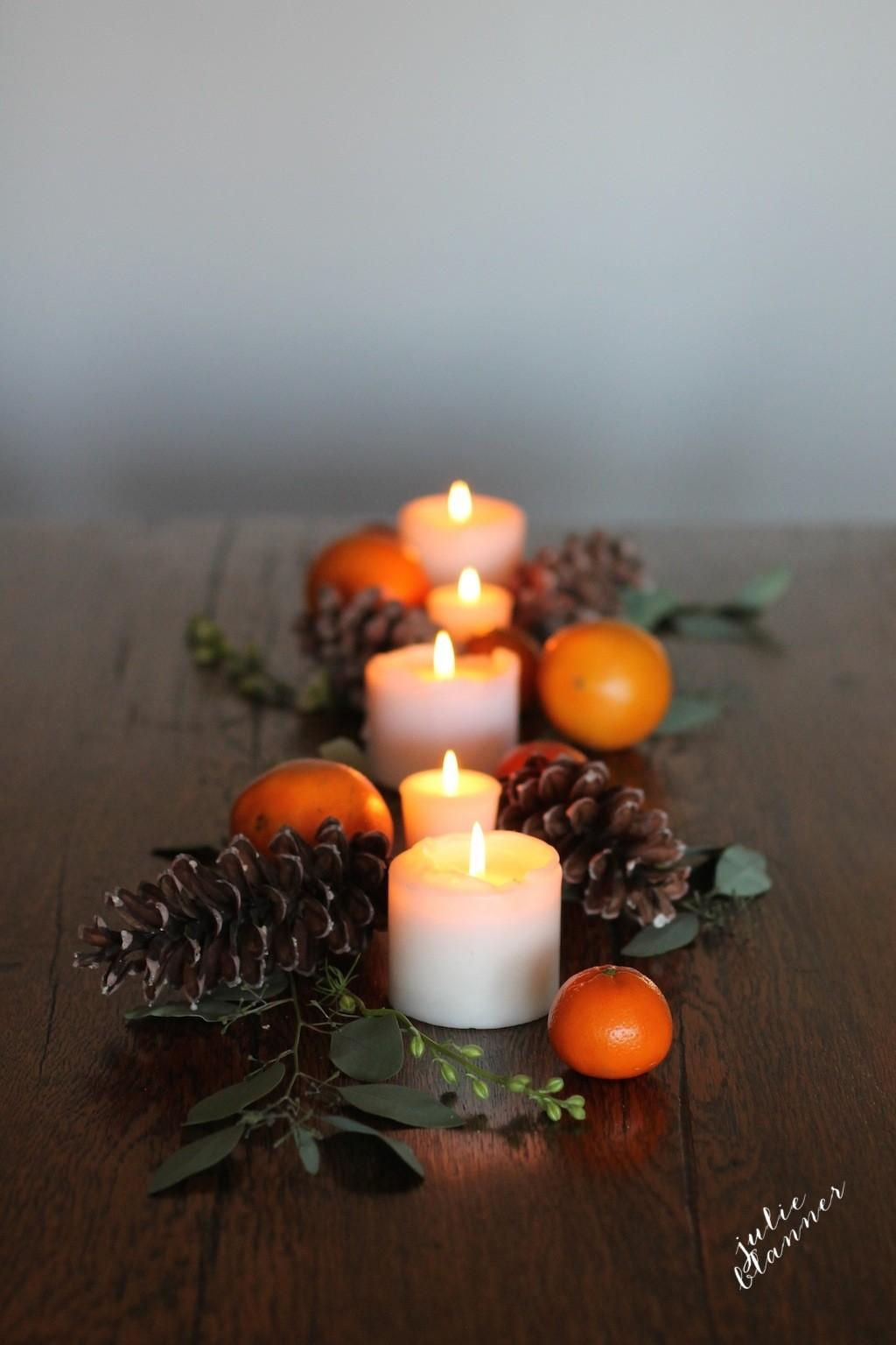 Insanely Beautiful Thanksgiving Centerpieces Table