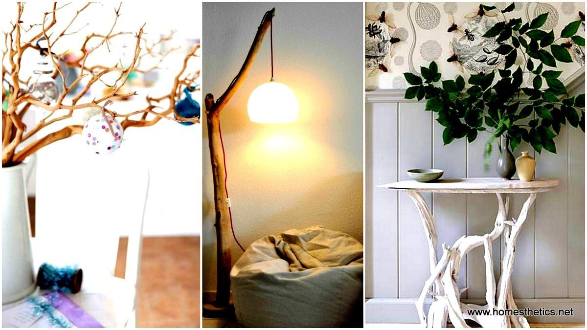 Insanely Creative Diy Branches Crafts Meant