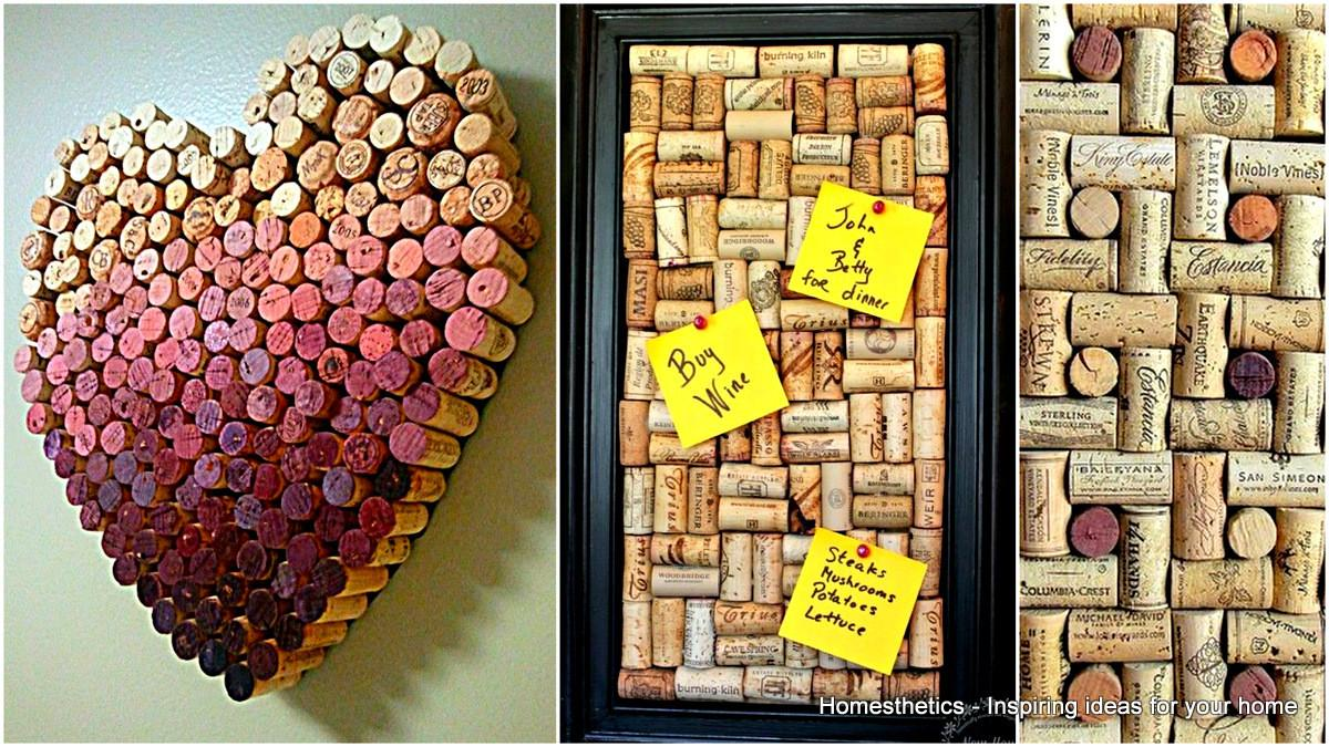 Insanely Creative Diy Cork Board Projects Your Office