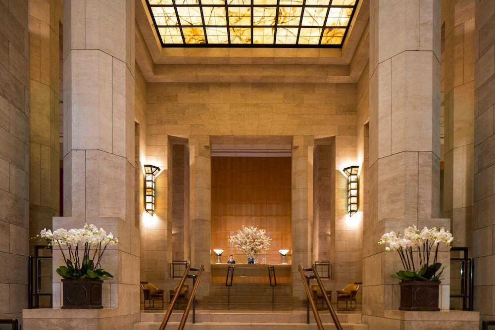 Inside 120m Renovation Four Seasons Hotel New York