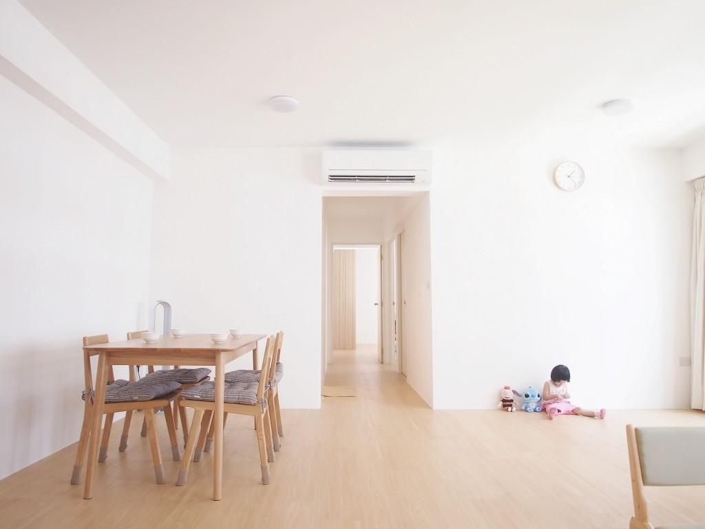 Inside Dave Kate Clean Simple Minimalist Home