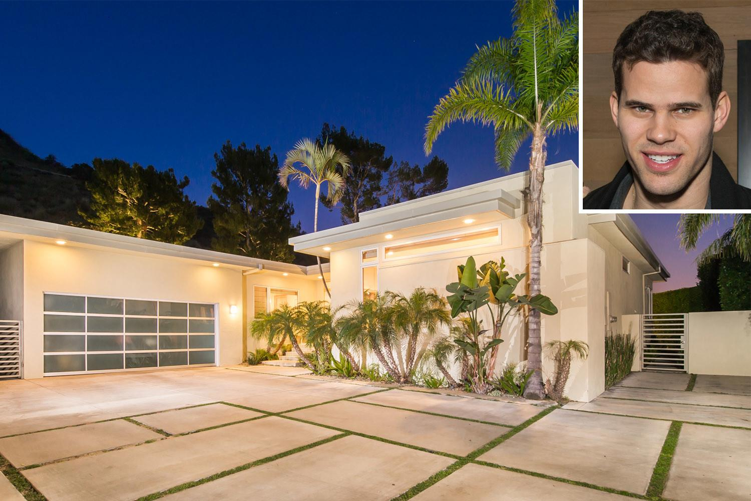 Inside Kris Humphries Beverly Hills Bachelor Pad