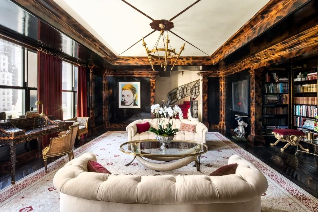 Inside Tommy Hilfiger Million Manhattan Penthouse