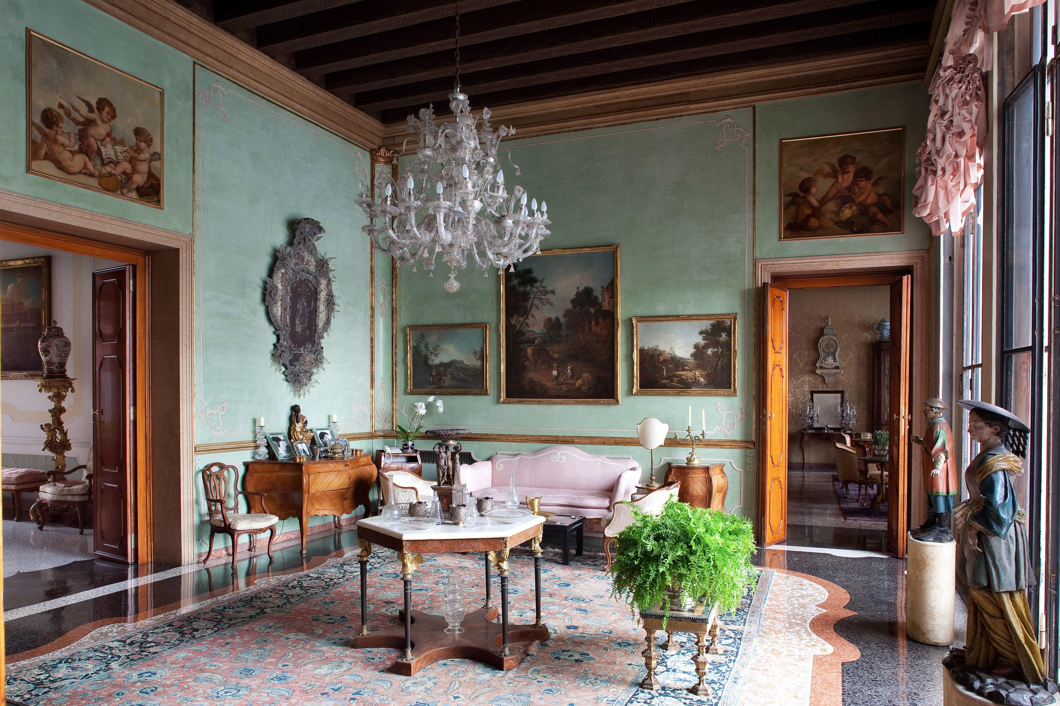Inside Venice Most Beautiful Private Homes Vogue