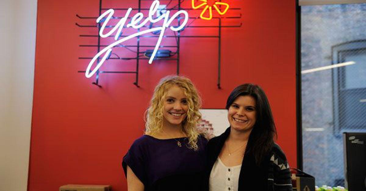 Inside Yelp Tricked Out Nyc Office Pics