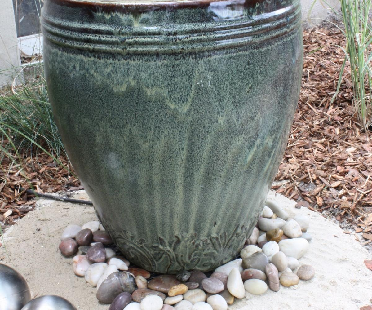 Inspirational Diy Outdoor Water Fountain Ideas