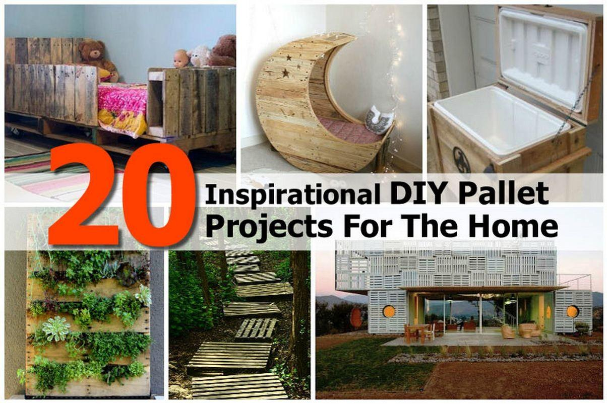 Inspirational Diy Pallet Projects Home